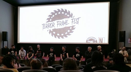Photo of Terror Frame Fest