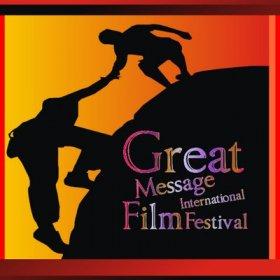 Logo of Great Message International Film Festival