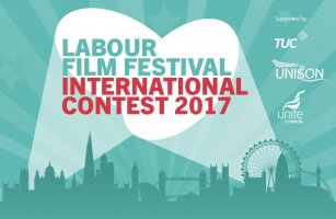Logo of Labour Film Festival International Contest 2017