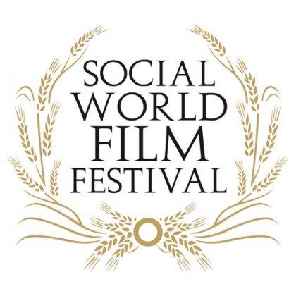 Logo of Social World Film Festival