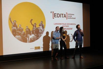 Photo of EDITA  Certamen Social Audiovisual