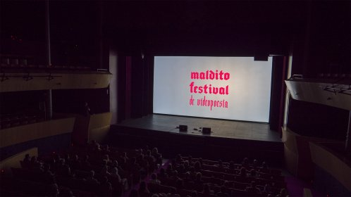 Photo of MALDITO Festival De Videopoesía