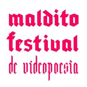 Logo of MALDITO  Video-Poetry Film Fest