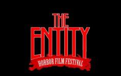 Logo of The Entity Horror Film Festival
