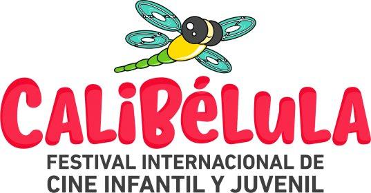 "Logo of International Children""s and Youth Film Festival, Calibélula"