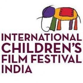 Logo of INTERNATIONAL CHILDREN'S FILM FESTIVAL INDIA