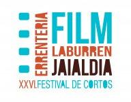 Logo of ERRENTERIA FILM LABURREN JAIALDIA - FESTIVAL DE CORTOS ERRENTERIA