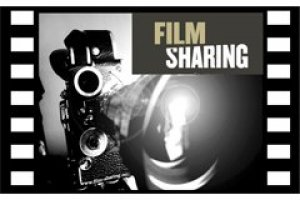 Logo of Int. low & no budget film-sharing festival