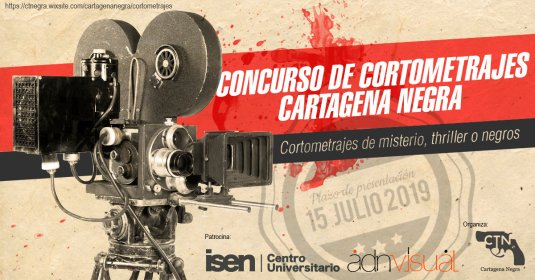Photo of Concurso De Cortometrajes Cartagena Negra