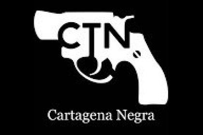 Logo of Concurso de Cortometrajes Cartagena Negra