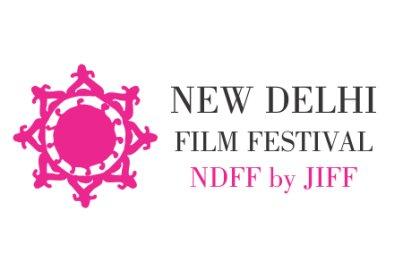 Logo of New Delhi Film Festival-NDFF