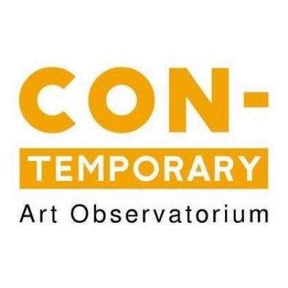 Logo of CON-TEMPORARY Art Observatorium