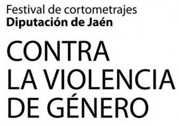Logo of Diputación de Jaen Short Film Festival against Gender violence