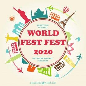 Logo of WORLD FEST FEST 2020