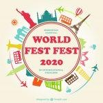 Logo of World Fest Fest - Festival Delle Feste 2020