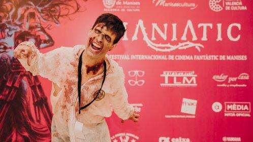 Photo of Maniatic, Festival Internacional de cine Fantástico de Manises.