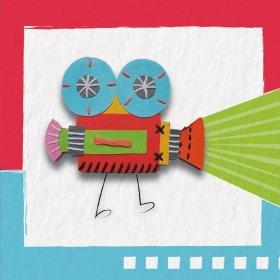 Logo of Cinema Crianza Film Fest