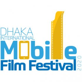 Logo of Dhaka International Mobile Film Festival