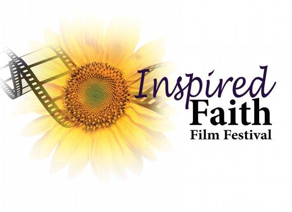 Logo of Inspired Faith Film Festival