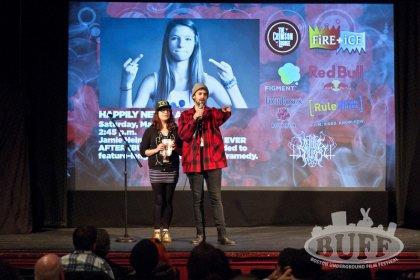 Photo of Boston Underground Film Festival