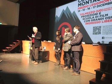 Photo of Premio Leggimontagna - Cortomontagna