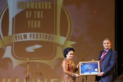 Photo of Filmmakers of the Year Film Festival