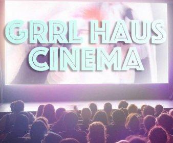 Logo of GRRL HAUS  女性电影节