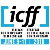 Logo of Italian Contemporary Film Festival