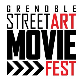 Logo of Grenoble Street Art Film Festival