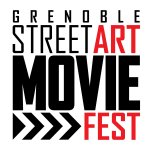 Logo of Grenoble Street Art Movie Festival
