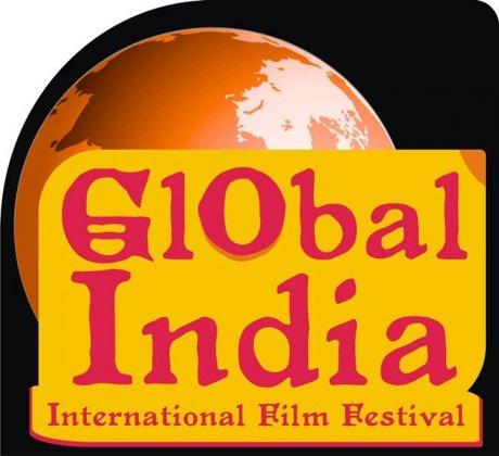 Logo of Global India International Film Festival