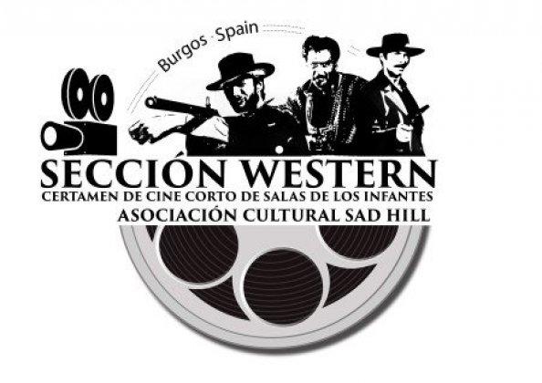 Logo of SECCIÓN WESTERN -CERTAMEN DE CINE CORTO DE SALAS DE LOS INFANTES