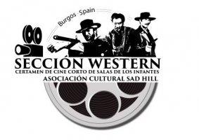 Logo of Sección Western - Certamen De Cine Corto De Salas De Los Infantes