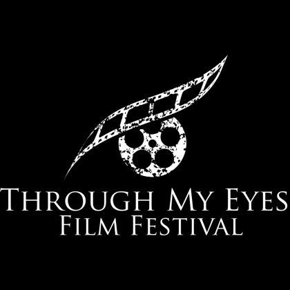 Logo of Through My Eyes Film Festival