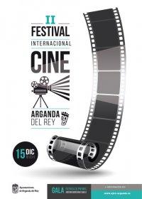 Logo of Festival Internacional De Cortometrajes Ciudad De Arganda
