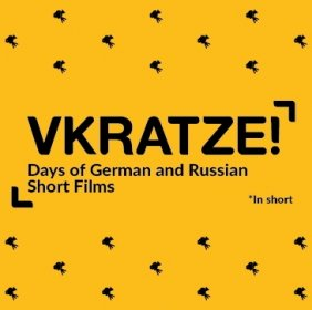 Logo of Days of German and Russian short films VKRATZE!