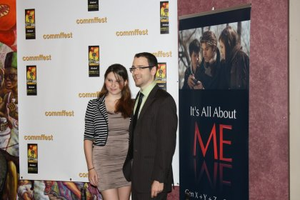 Photo of Commffest global community film festival