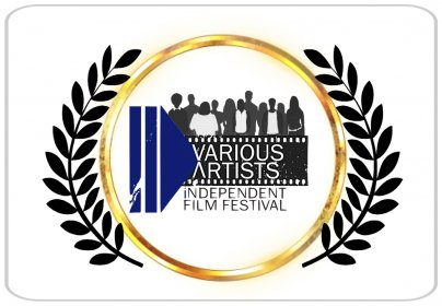 Logo of Various Artists independent Film Festival