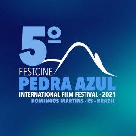 Logo of Fest Cine Pedra Azul