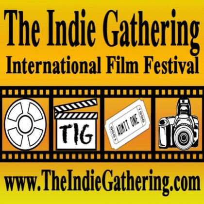 Logo of The Indie Gathering International Film Festival