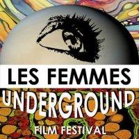 Logo of Les Femmes Underground International Film Festival
