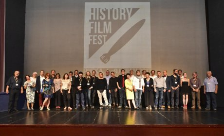 Photo of History Film Festival