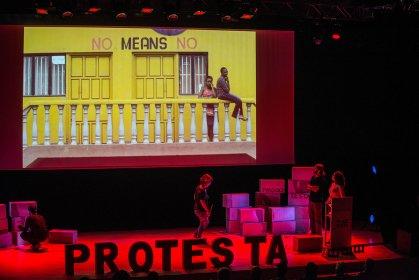 Photo of Festival Protesta (festival internacional de cine de crítica social)