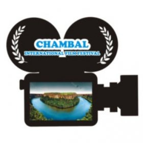 Logo of Chambal International Film Festival