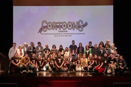 Photo of Cortoons Festival Gandia 2019