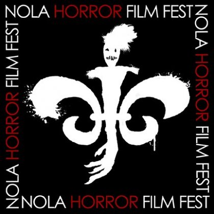 Logo of NOLA Horror Film Fest