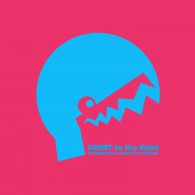 "Logo of ""直击重点""短片电影节"