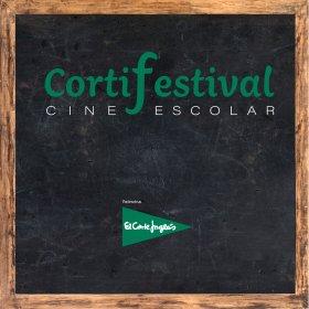 Logo of CortiFestival Cine Escolar