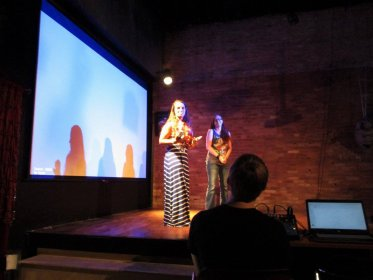 Photo of Threadbare Mitten Film Festival