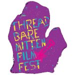 Logo of Threadbare Mitten Film Festival